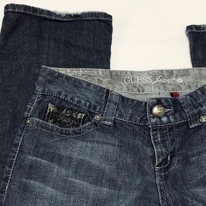 Guess Jeans - GUESS DAREDEVIL DISTRESSED BOOTCUT JEANS, Sz 31
